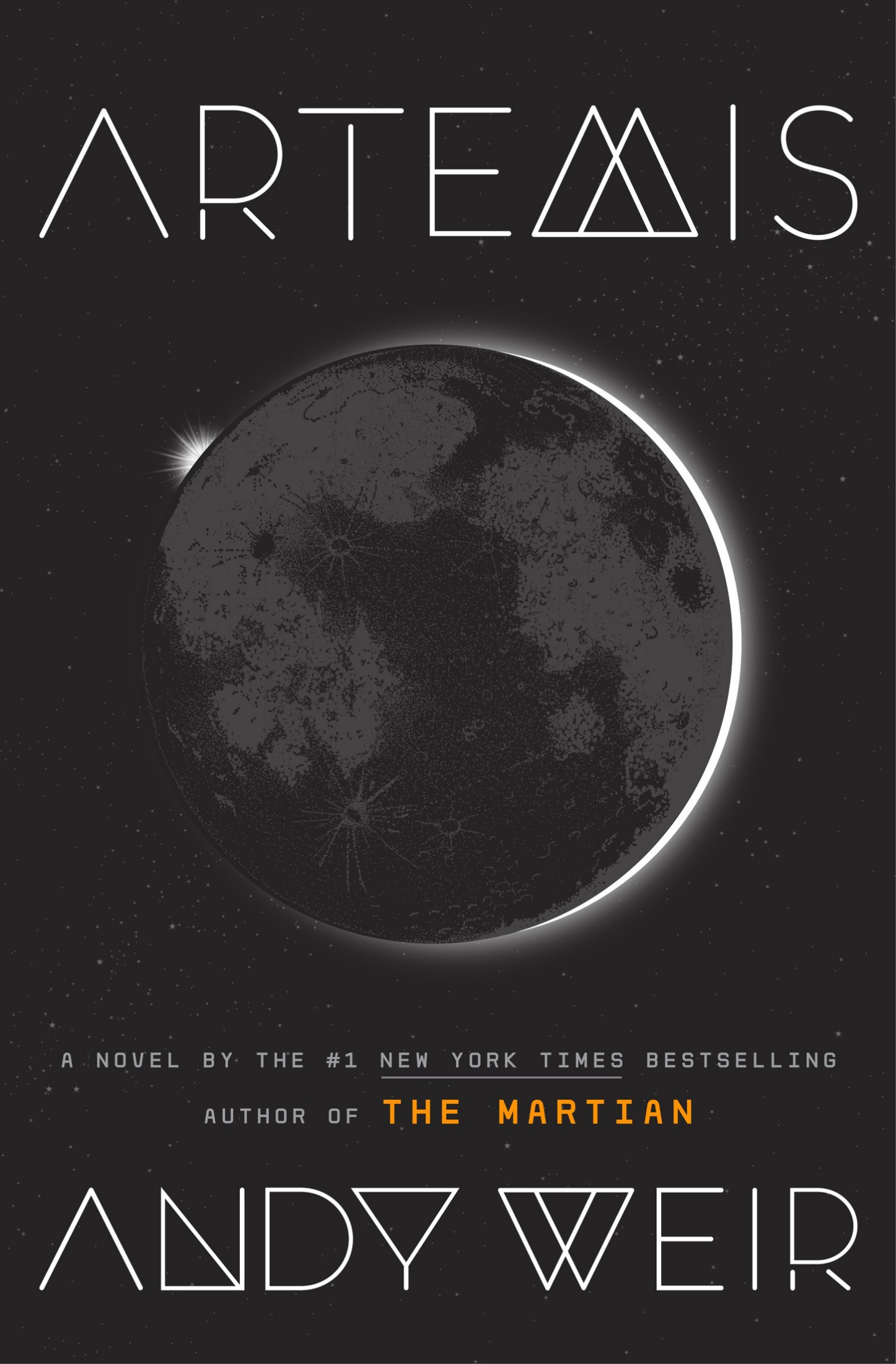Artemis: A Novel - Andy Weir [kindle] [mobi]