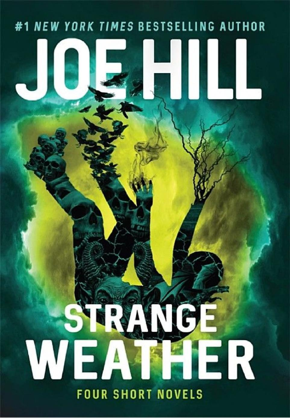 Strange Weather: Four Short Novels - Joe Hill [kindle] [mobi]