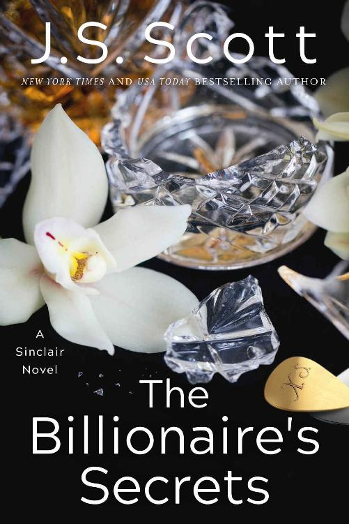 The Billionaire's Secrets (The Sinclairs Book 6) - J. S. Scott [kindle] [mobi]