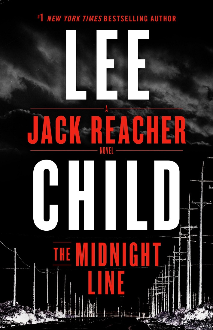 The Midnight Line: A Jack Reacher Novel - Lee Child [kindle] [mobi]