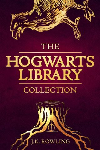 The Hogwarts Library Collection – J. K. Rowling [kindle] [mobi]