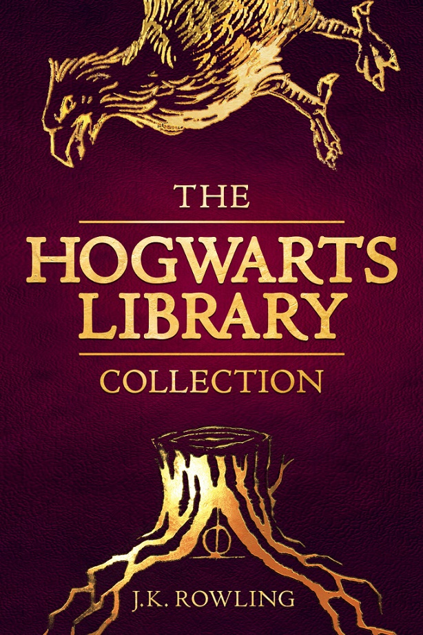 The Hogwarts Library Collection - J. K. Rowling [kindle] [mobi]
