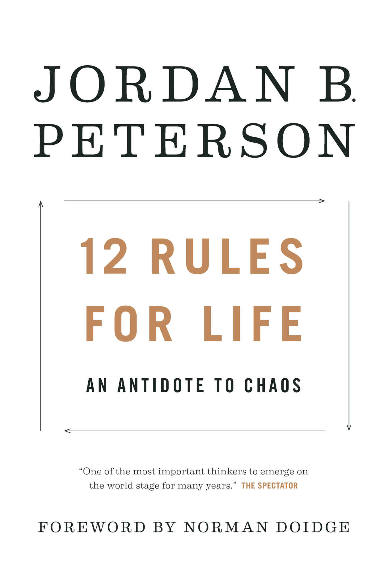 12 Rules for Life: An Antidote to Chaos - Jordan Peterson [kindle] [mobi]