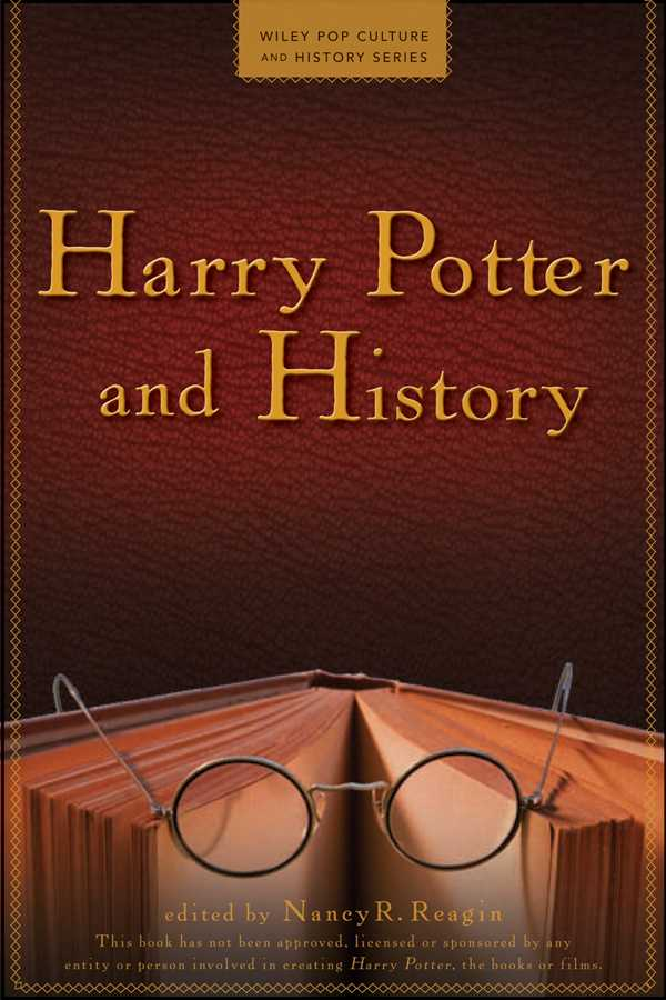 Harry Potter and History - Nancy R. Reagin [kindle] [mobi]