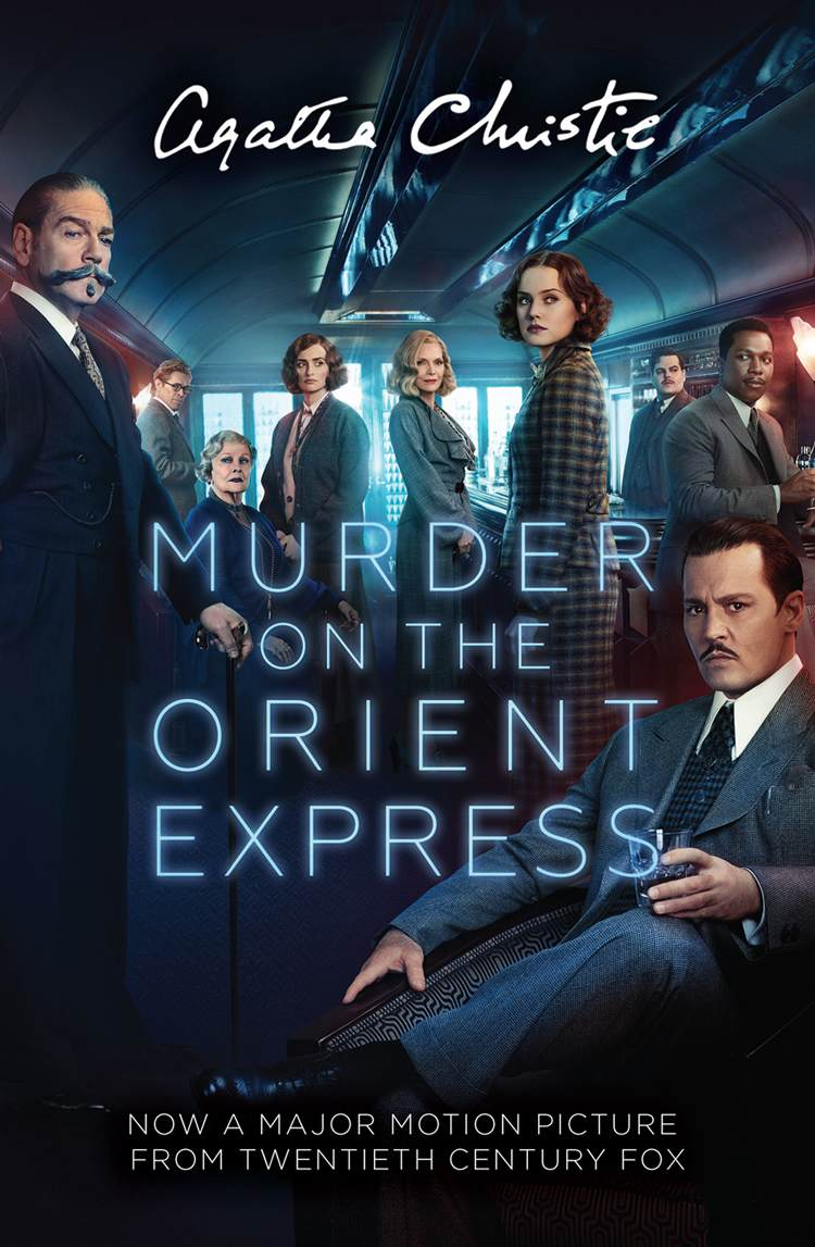 Murder on the Orient Express - Agatha Christie [kindle] [mobi]