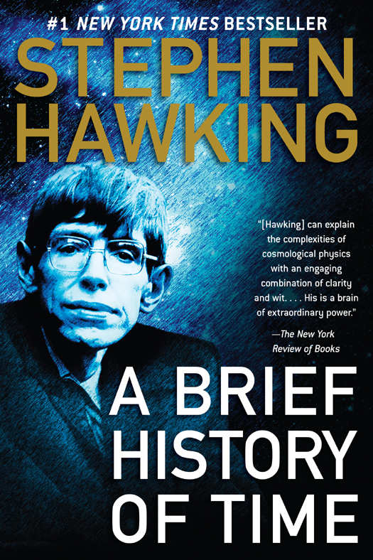A Brief History of Time - Stephen Hawking [kindle] [mobi]