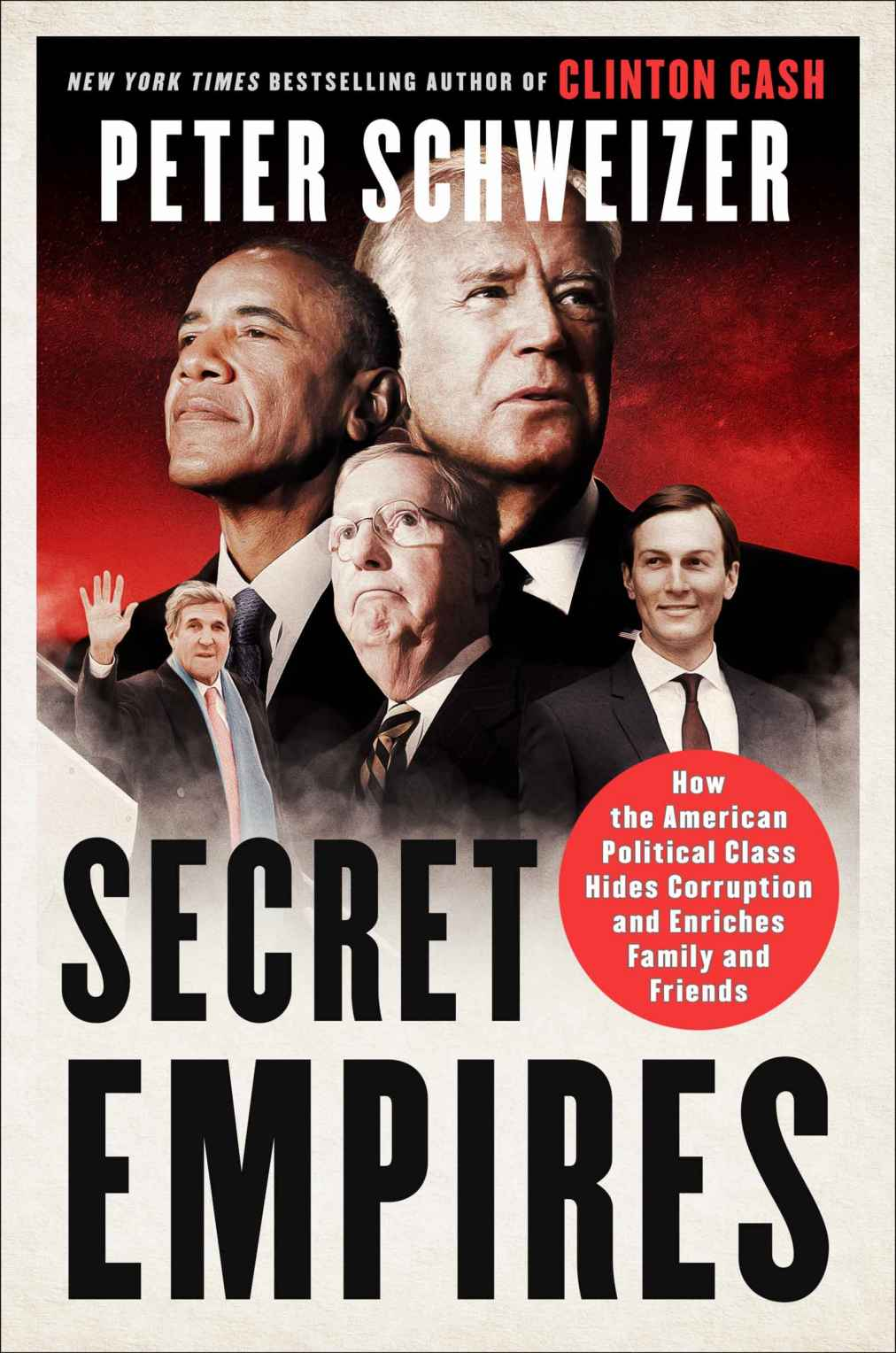 Secret Empires - Peter Schweizer [kindle] [mobi]