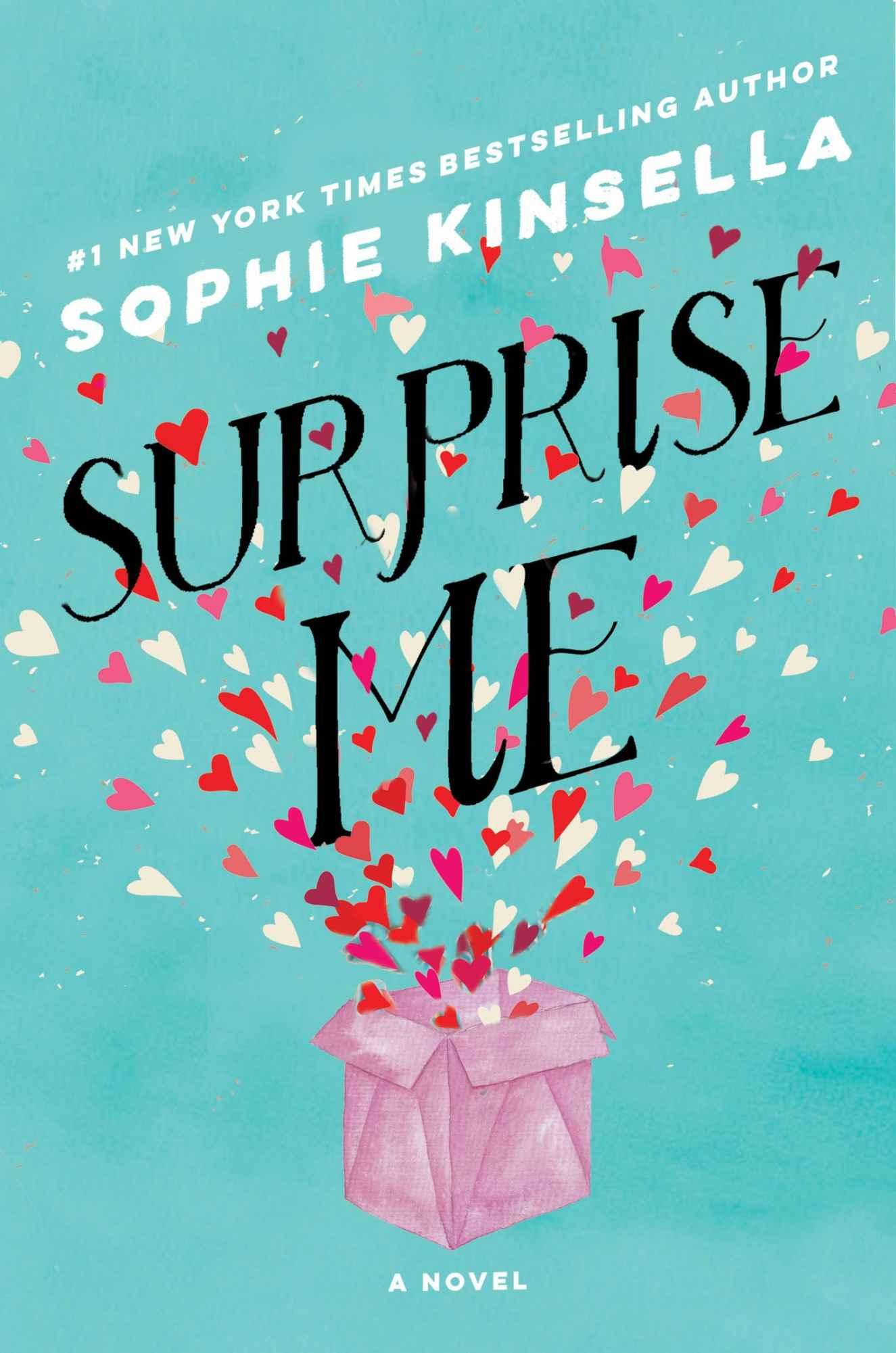 Surprise Me - Sophie Kinsella [kindle] [mobi]