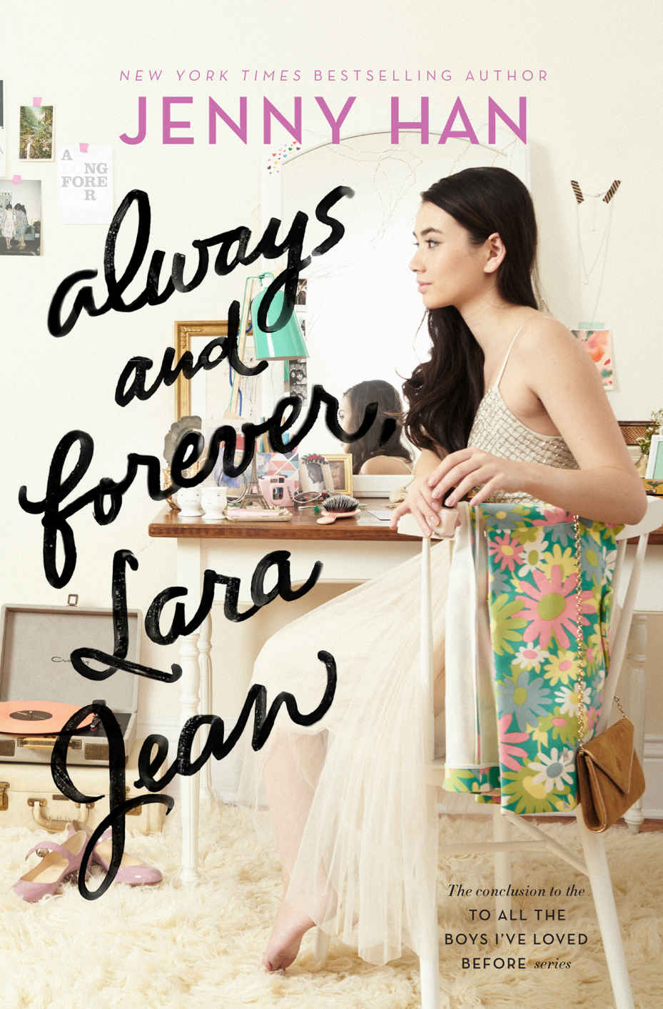 Always and Forever, Lara Jean - Jenny Han [kindle] [mobi]