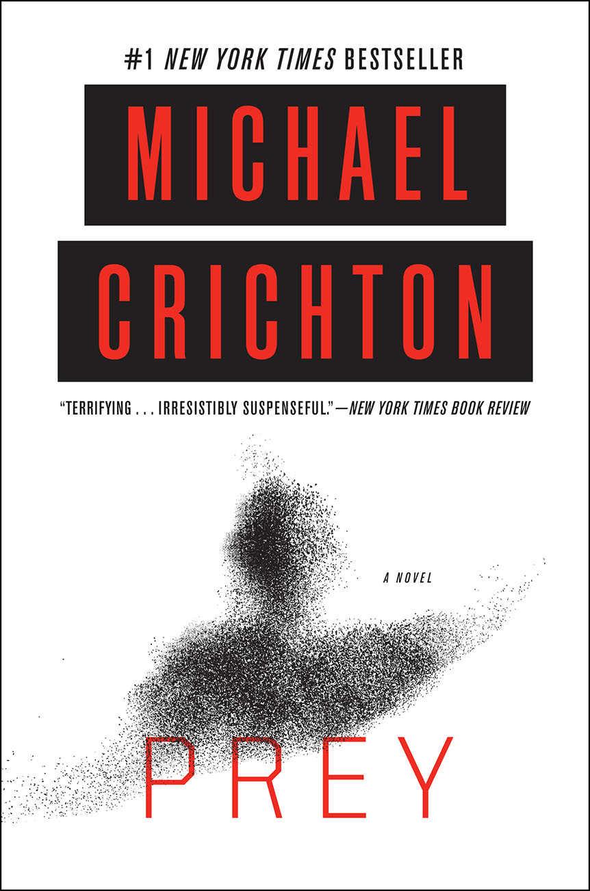 Prey - Michael Crichton [kindle] [mobi]