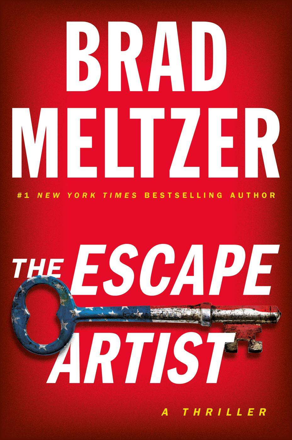 The Escape Artist - Brad Meltzer [kindle] [mobi]