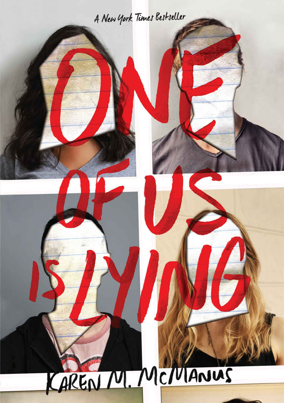 One of Us is Lying - Karen M. McManus [kindle] [mobi]