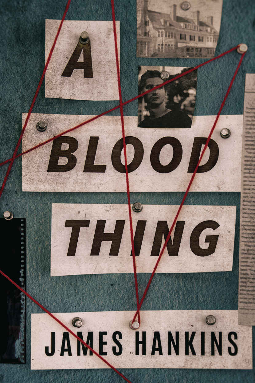 A Blood Thing - James Hankins [kindle] [mobi]