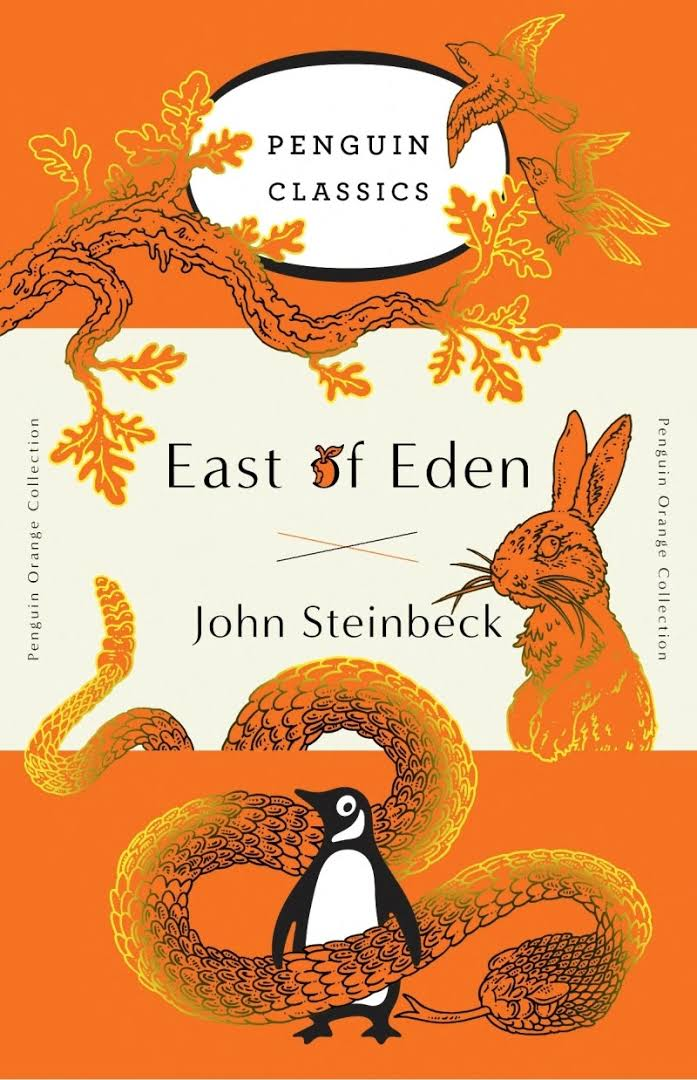 East of Eden - John Steinbeck [kindle] [mobi]