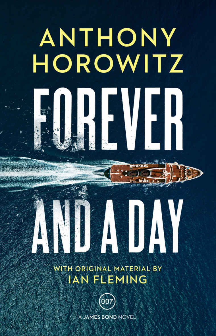 Forever and a Day - Anthony Horowitz [kindle] [mobi]