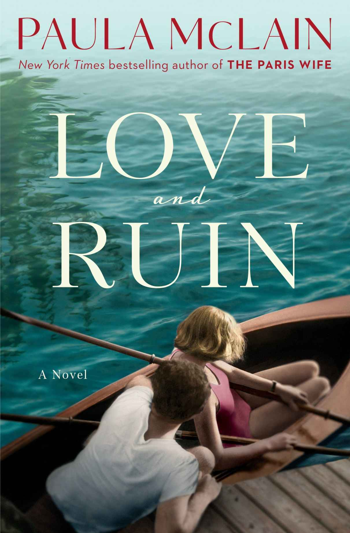 Love and Ruin: A Novel - Paula McLain [kindle] [mobi]