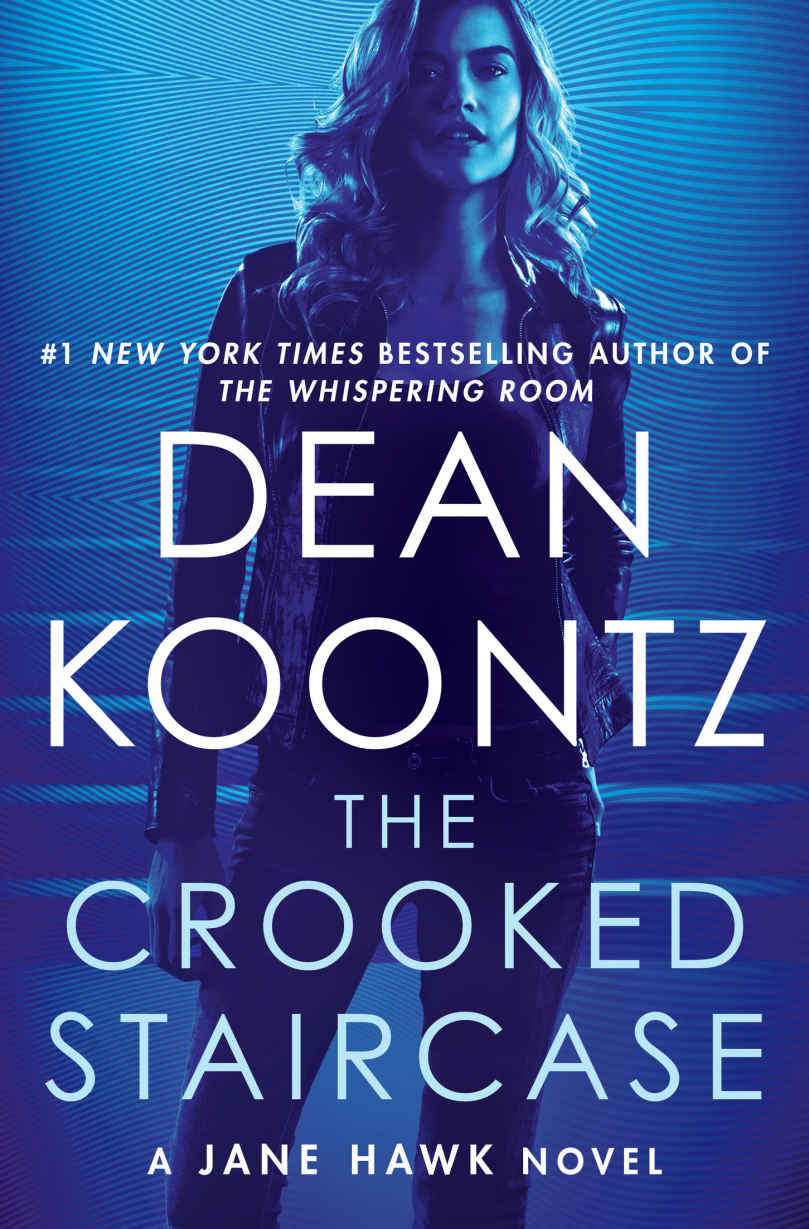 The Crooked Staircase: A Jane Hawk Novel - Dean Koontz [kindle] [mobi]