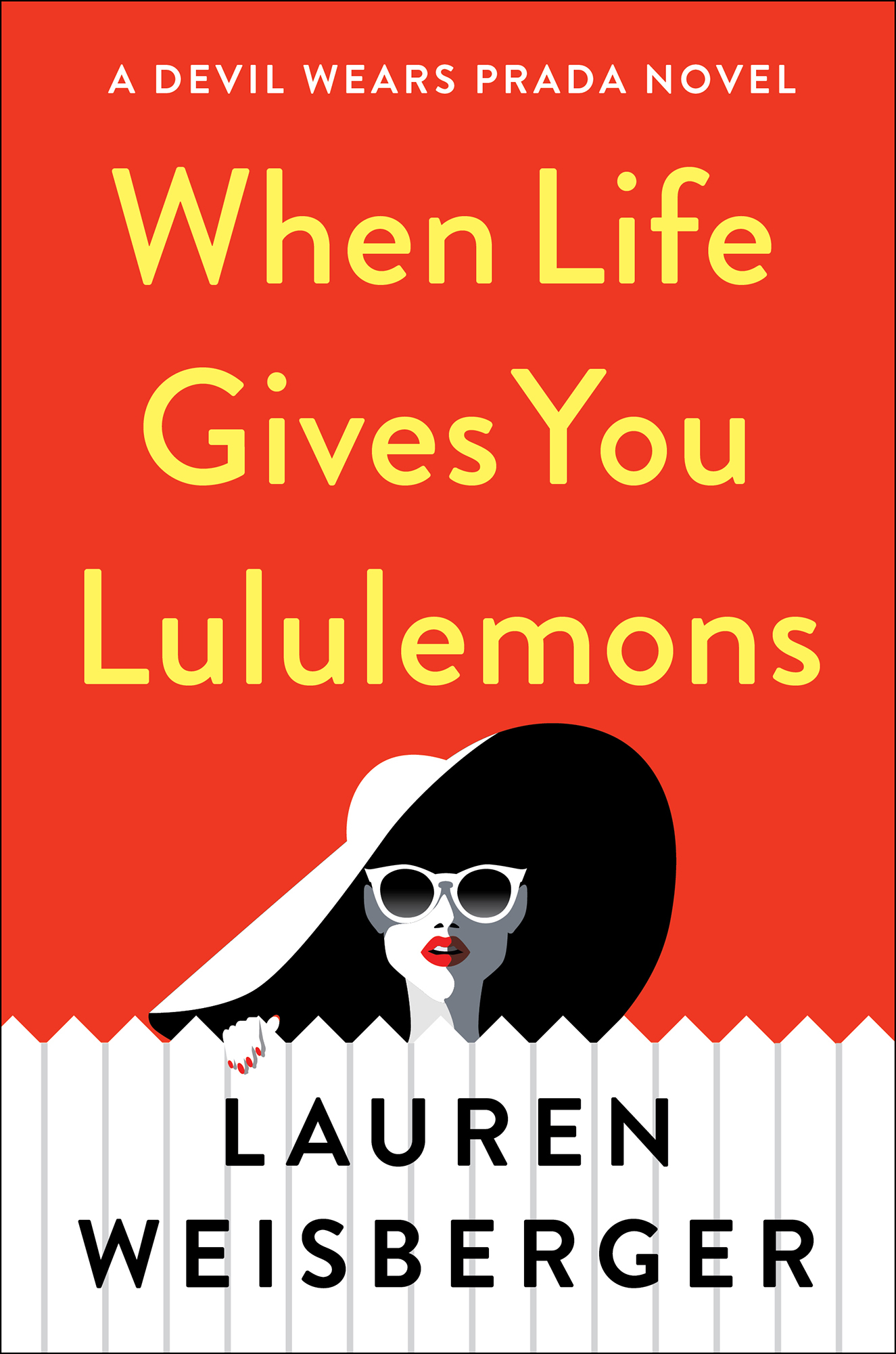 When Life Gives You Lululemons - Lauren Weisberger [kindle] [mobi]