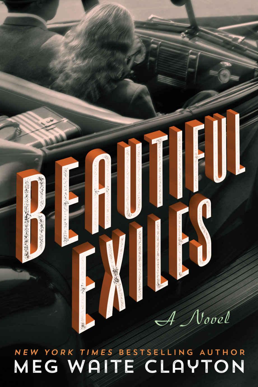 Beautiful Exiles: A Novel - Meg Waite Clayton [kindle] [mobi]