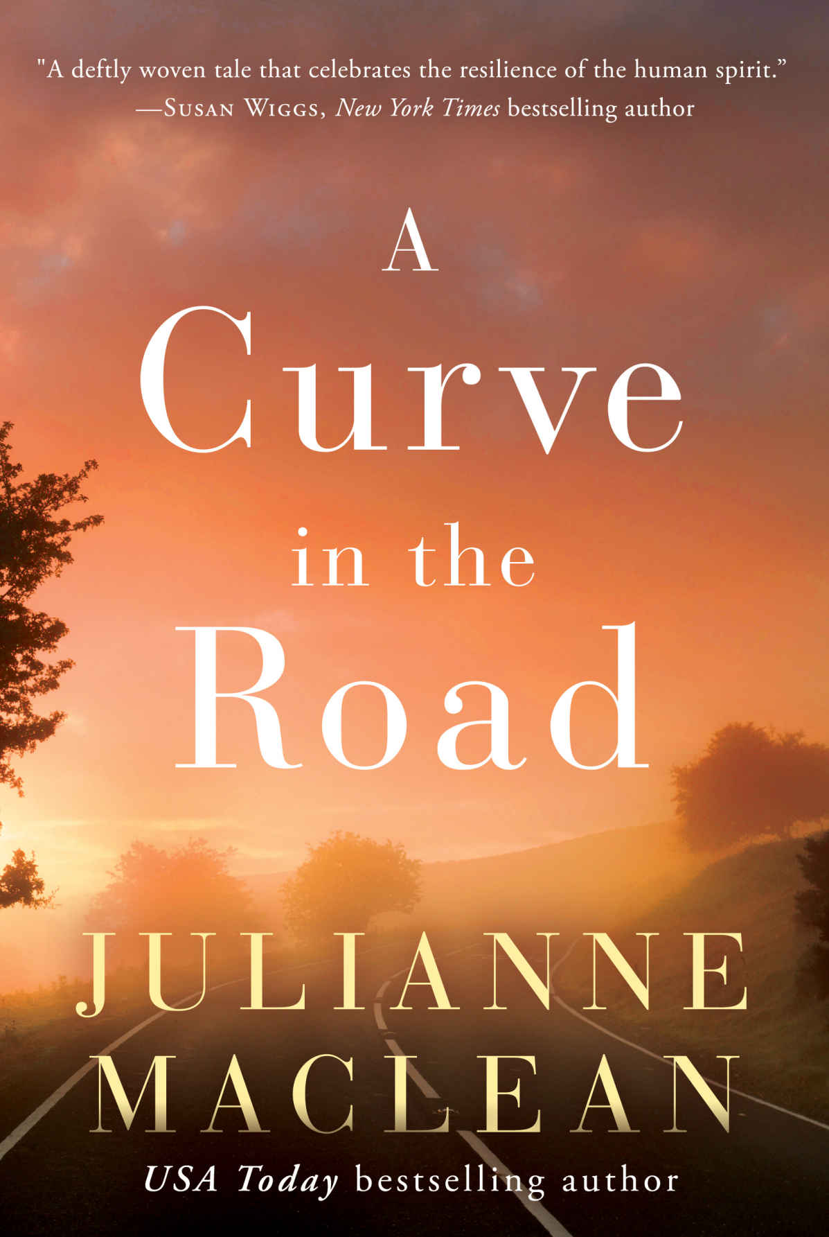 A Curve in the Road - Julianne MacLean [kindle] [mobi]