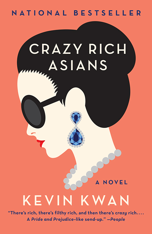 Crazy Rich Asians (Crazy Rich Asians Trilogy) - Kevin Kwan [kindle] [mobi]