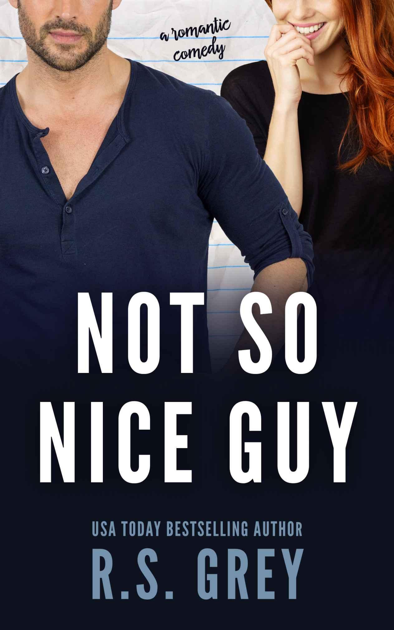 Not So Nice Guy - R.S. Grey [kindle] [mobi]