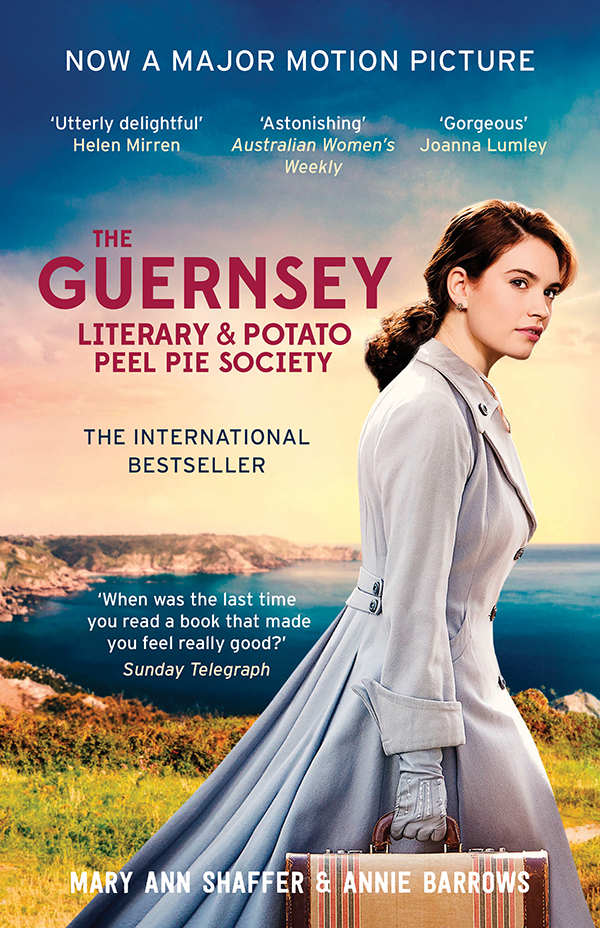 The Guernsey Literary and Potato Peel Pie Society - Mary Ann Shaffer and Annie Barrows [kindle] [mobi]