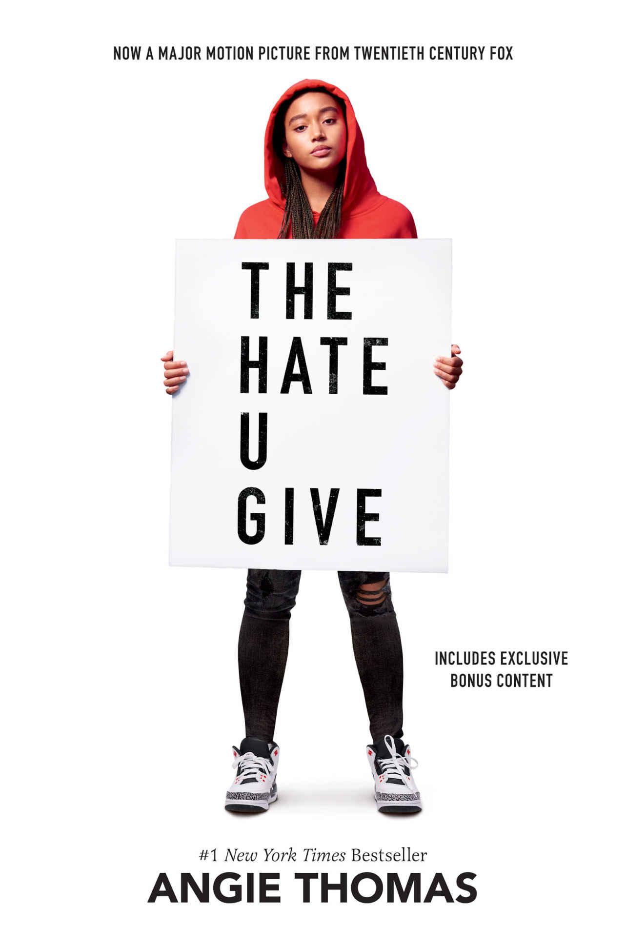 The Hate U Give - Angie Thomas [kindle] [mobi]