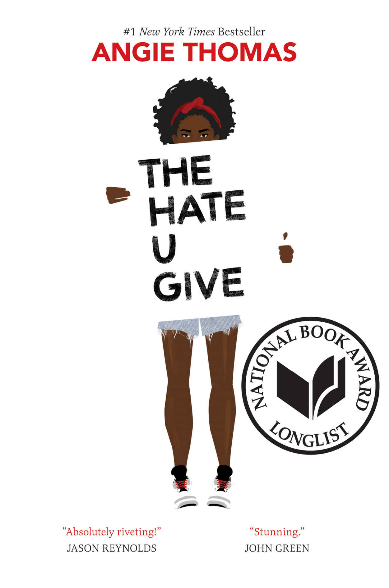 The Hate U Give - Angie Thomas [kindle] [mobi]