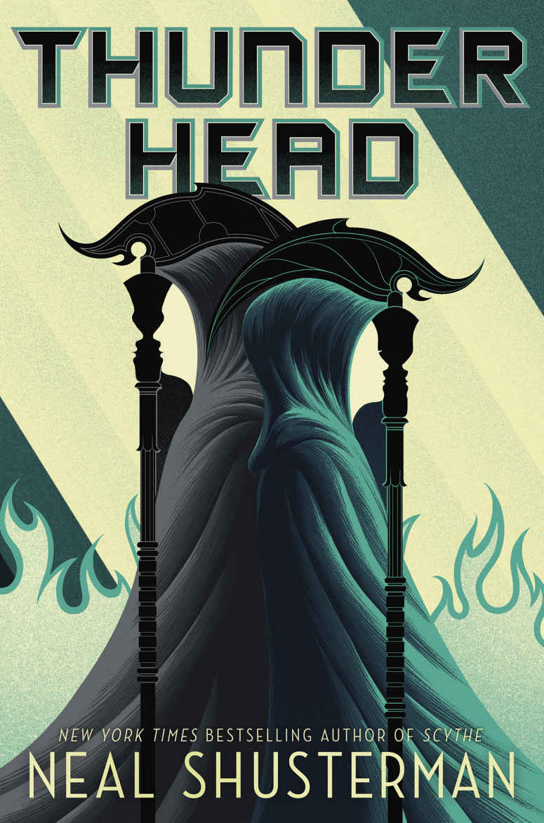 Thunderhead (Arc of a Scythe Book 2) - Neal Shusterman [kindle] [mobi]