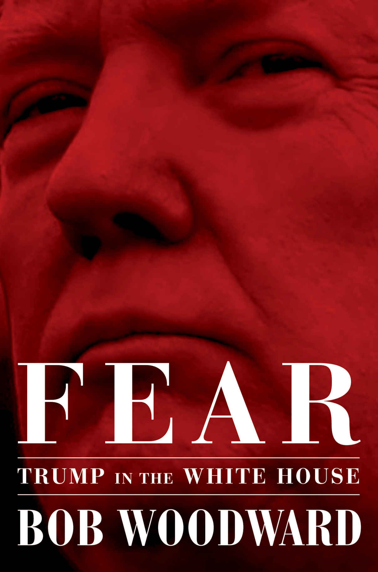 Fear: Trump in the White House - Bob Woodward [kindle] [mobi]