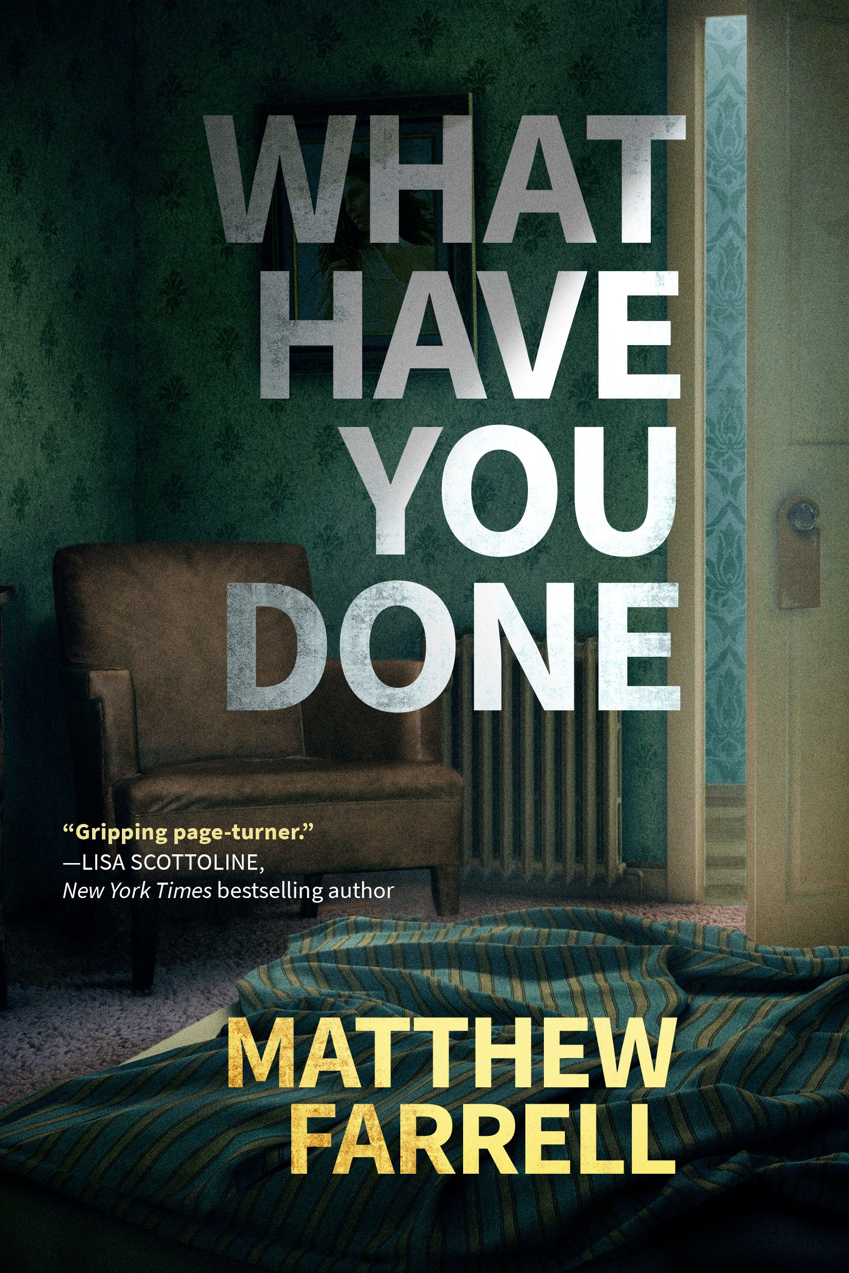 What Have You Done - Matthew Farrell [kindle] [mobi]