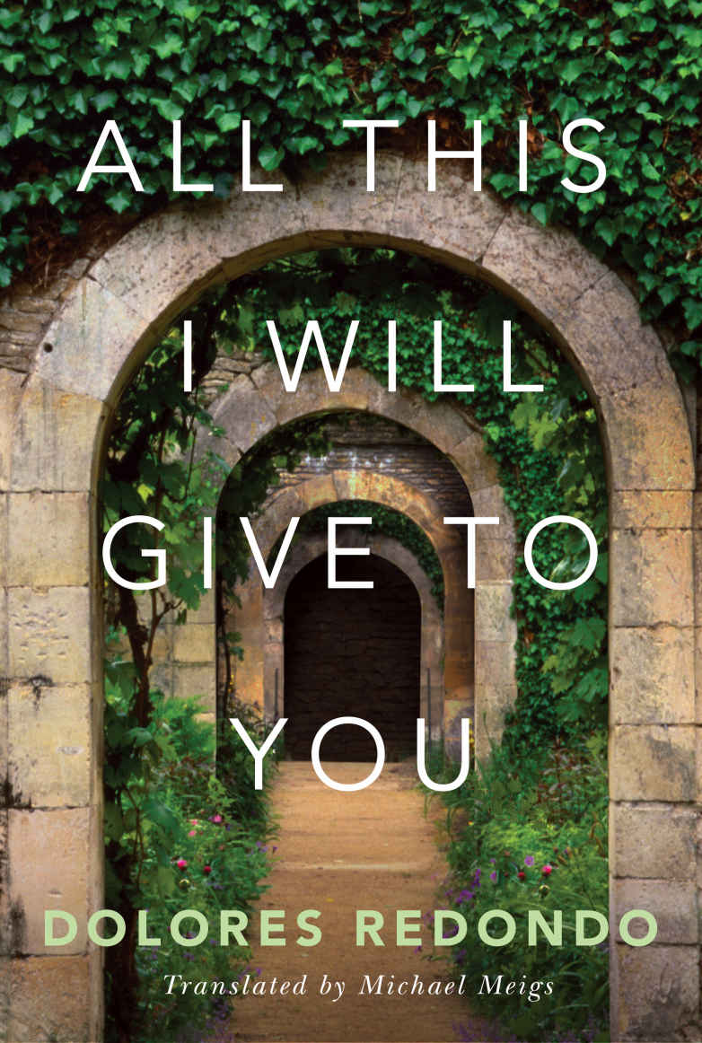 All This I Will Give to You - Dolores Redondo [kindle] [mobi]