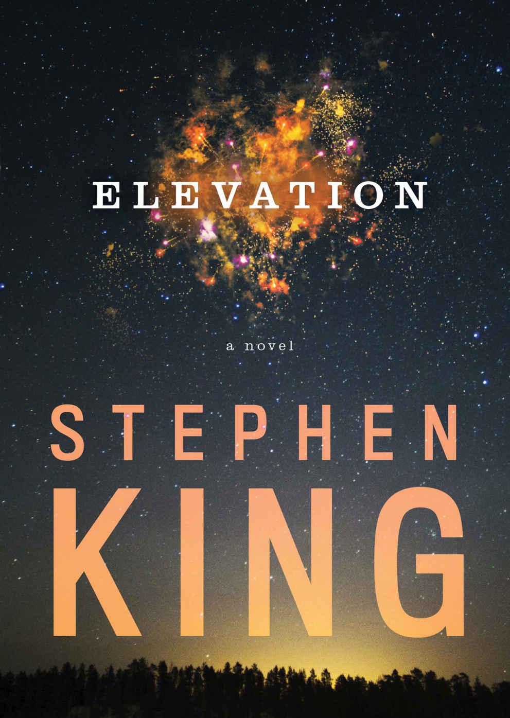 Elevation - Stephen King [kindle] [mobi]