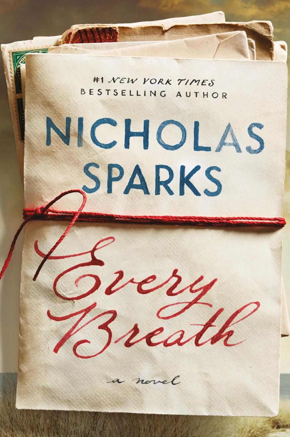 Every Breath - Nicholas Sparks [kindle] [mobi]