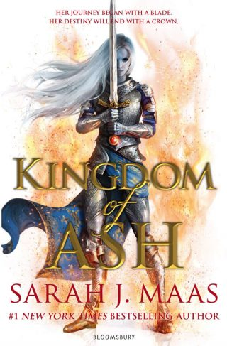 Kingdom of Ash – Sarah J. Maas [kindle] [mobi]