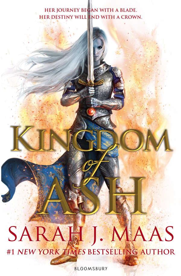 Kingdom of Ash - Sarah J. Maas [kindle] [mobi]
