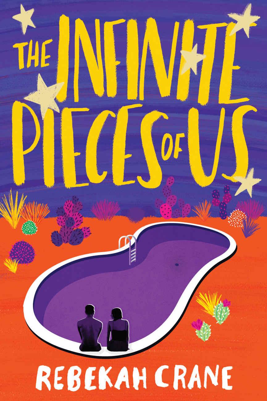 The Infinite Pieces of Us - Rebekah Crane [kindle] [mobi]
