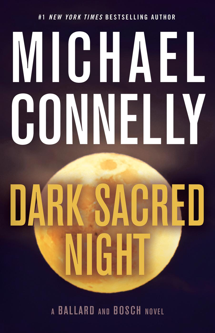 Dark Sacred Night (A Ballard and Bosch Novel) - Michael Connelly [kindle] [mobi]