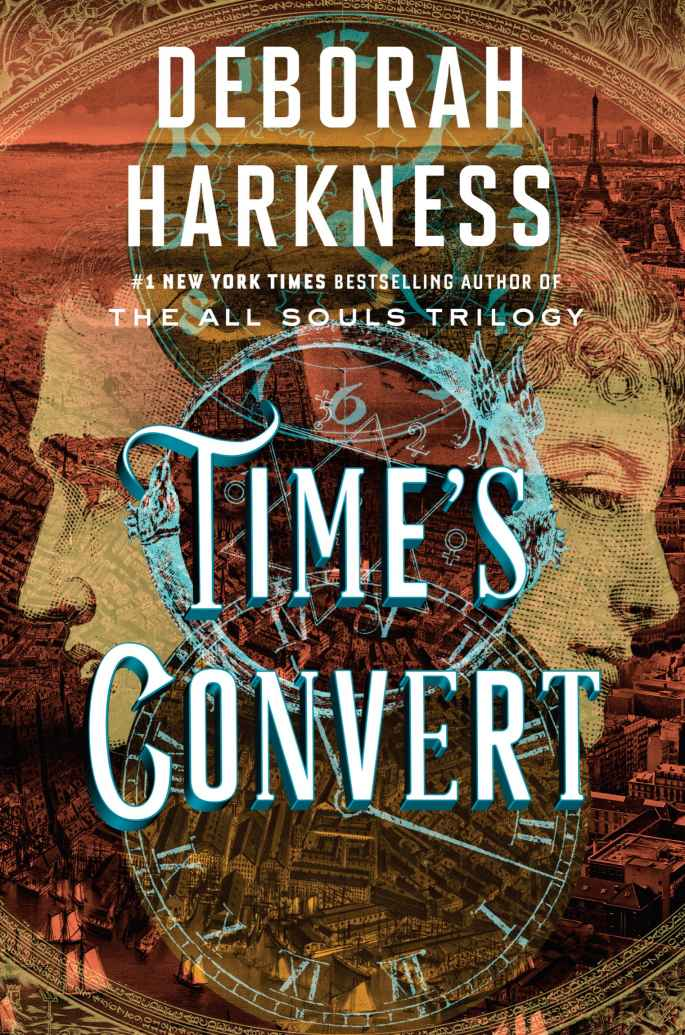 Time's Convert: A Novel - Deborah Harkness [kindle] [mobi]