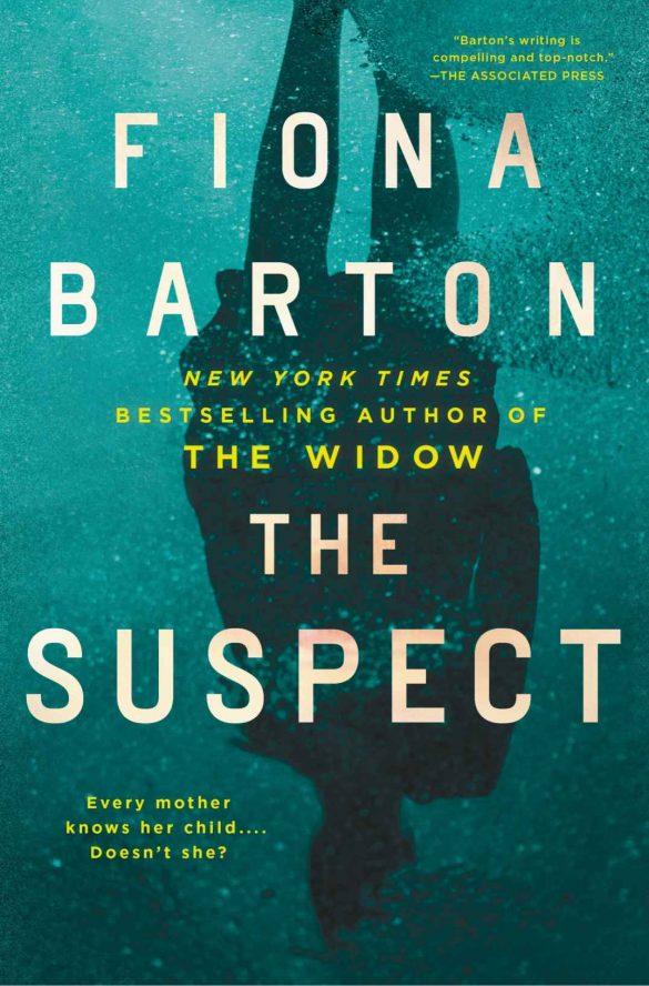 The Suspect - Fiona Barton [kindle] [mobi]
