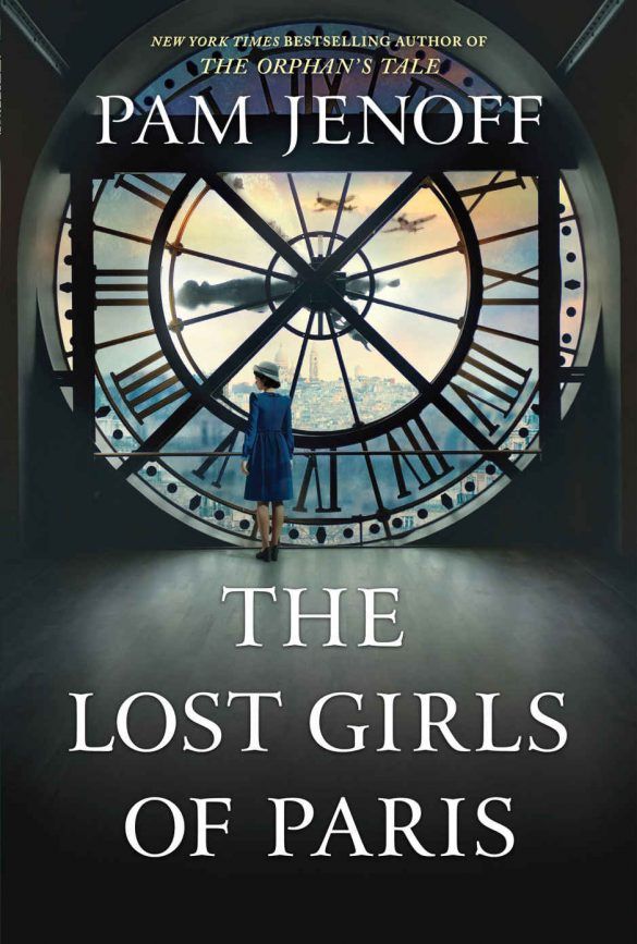 The Lost Girls of Paris: A Novel - Pam Jenoff [kindle] [mobi]