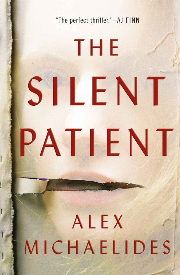 The Silent Patient - Alex Michaelides [kindle] [mobi]