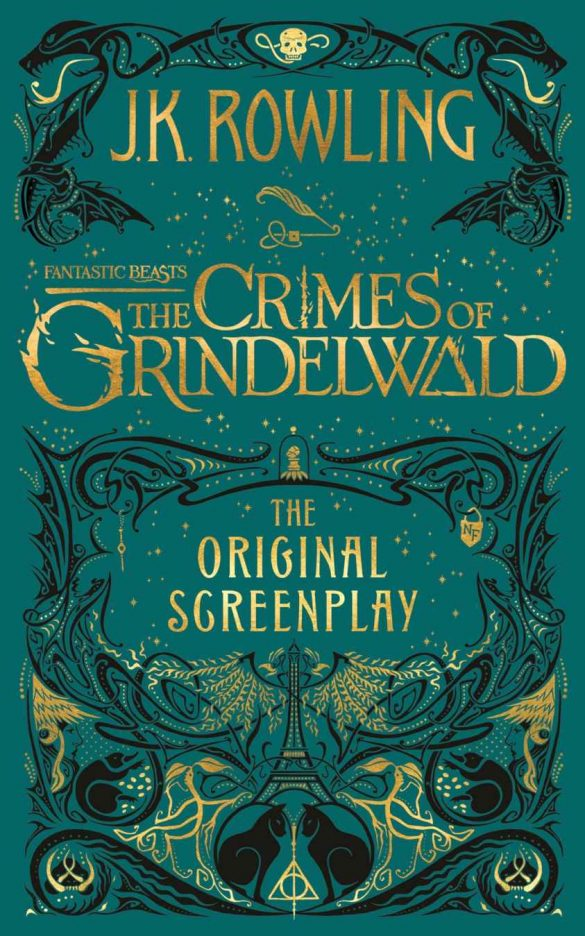 Fantastic Beasts: The Crimes of Grindelwald (The Original Screenplay) - J. K. Rowling [kindle] [mobi]