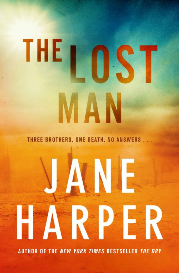 The Lost Man - Jane Harper [kindle] [mobi]