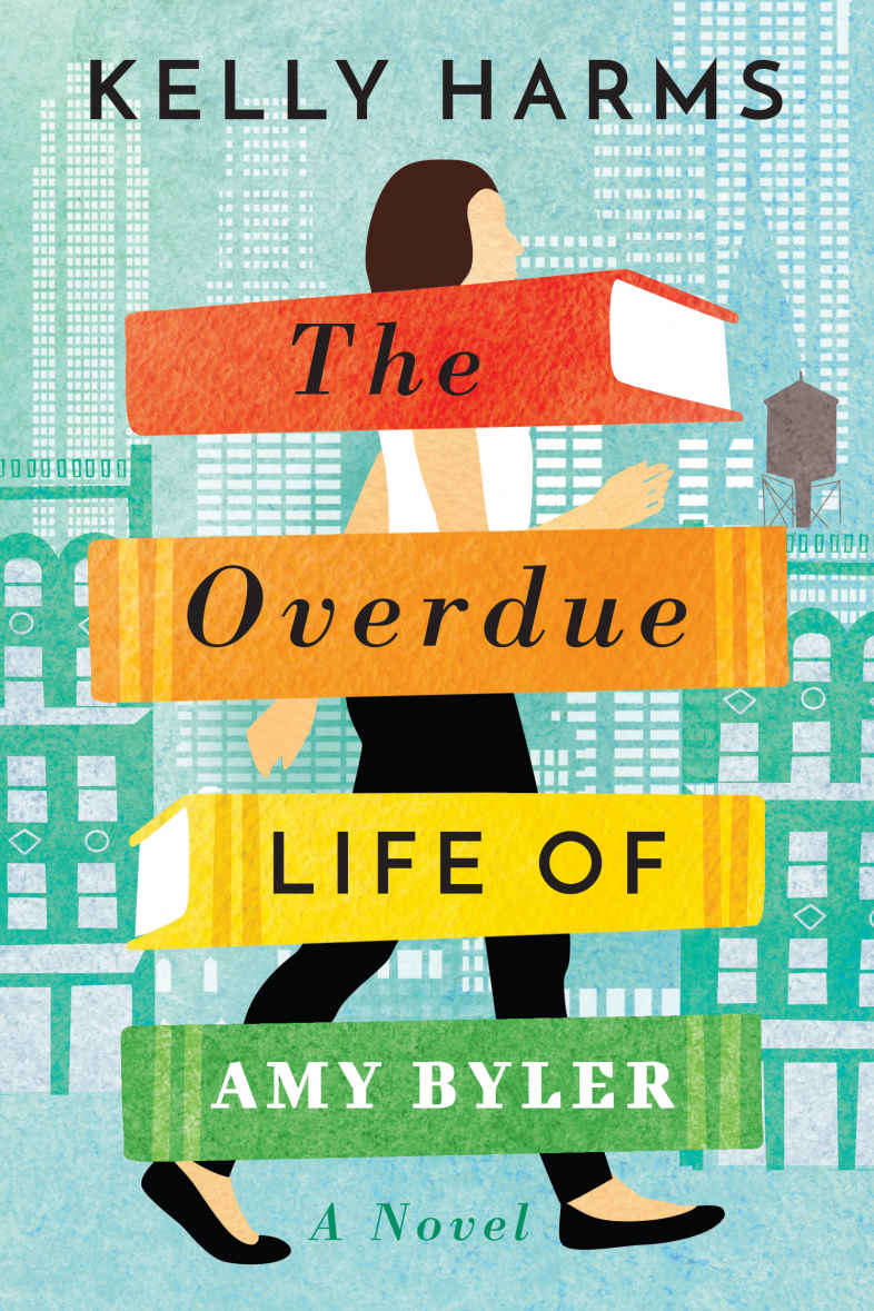 The Overdue Life of Amy Byler - Kelly Harms [kindle] [mobi] - KindleKu